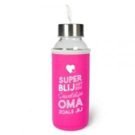 Waterfles - Oma