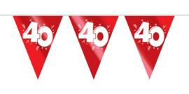 Vlaggenlijn Robijn 40