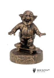 200937 - Abraham Bronze 14cm