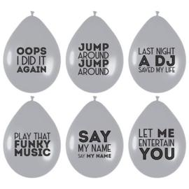 Ballonnen Song quotes
