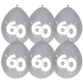 Ballonnen Diamant '60'