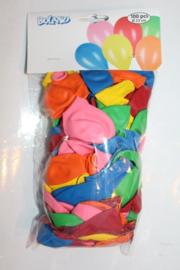 Ballonnen Assorti 100 stuks