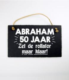 Leisteen - Abraham