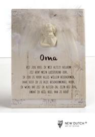Tegelbescherming  'Oma'