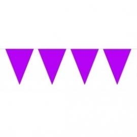 Vlaggenlijn paars