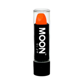 Neon UV lipstick intense orange