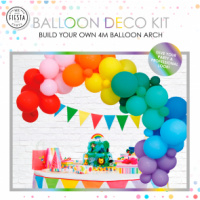 Balloon Deco Kit Rainbow