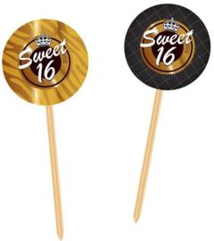 Prikkers Sweet 16