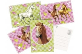 Uitnodigingen Paarden