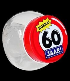 Snoeppotje 60 jaar