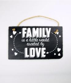 Leisteen - Family