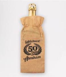 Bottle Gift Bag - Abraham