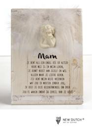 Tegelbescherming 'Mama'