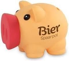 Spaarvarkentje - Bier