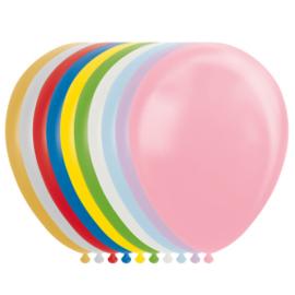 Ballonnen gevuld met helium
