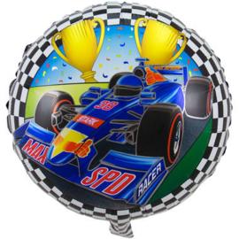 Folieballon Formule 1