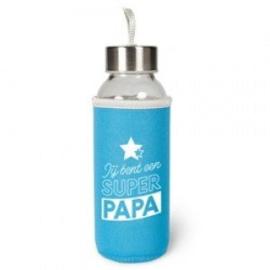 Waterfles - Papa