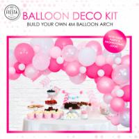Balloon Deco Pink