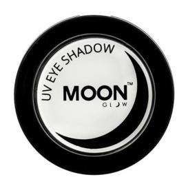 Neon UV eye shadow white