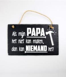 Leisteen - Papa