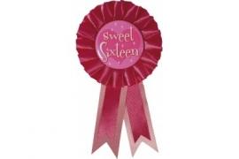 Rozet Sweet Sixteen