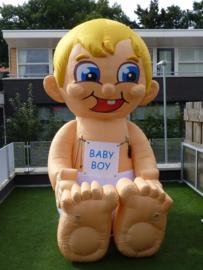 Opblaas Baby