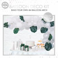 Balloon Deco Kit White