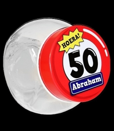 Snoeppotje Abraham