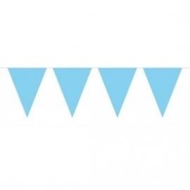 Vlaggenlijn blauw (licht)