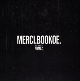 Wenskaart RUMAG - Merci Bookoe