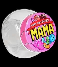 Snoeppotje voor een super mama