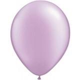100 Ballonnen Lavendel metallic