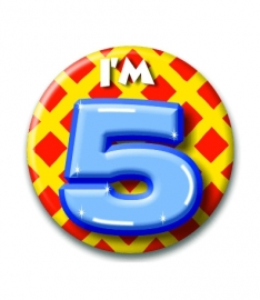 Button 5 jaar