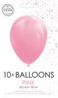 10 Ballonnen Roze