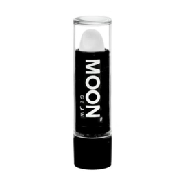 Neon UV lipstick white