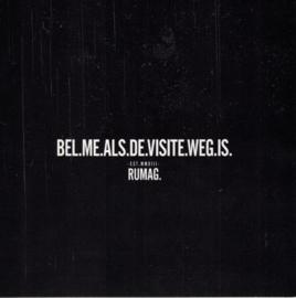 Wenskaart RUMAG - Bel me ... visite weg