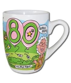 Cartoonmok 80 jaar