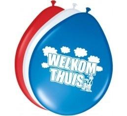 Ballonnen Welkom Thuis (NL)