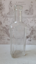 Oud medicinaal flesje