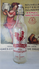 Oude Franse limonade fles