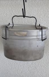 Oude Franse lunchtrommel