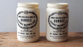 James Keiller & Son Ltd. Dundee melkglazen pot/ melkglas