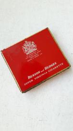 Blikje Benson and Hedges super virginia cigarette