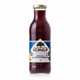 Schulp Appel-Blauwe bes 0,75 liter
