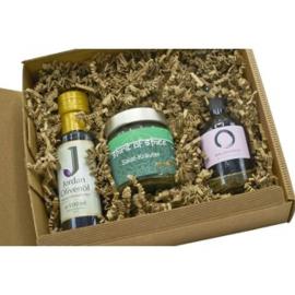 Spirit of Spice Geschenkset Olie-Balsamico en Salade mix