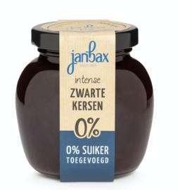 Jan Bax Intense Jam Zwarte Kersen suikervrij