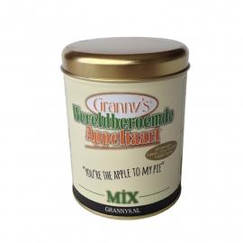Granny's appeltaart mix in blik   (2x250 gr.)