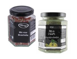 Havox / bruschetta's en kruidenmixen