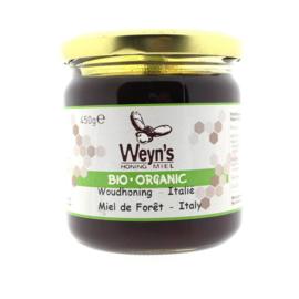 Weyn's BIO Woud Honing 450 gram (vloeibaar)