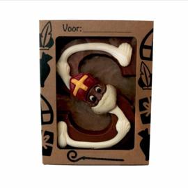 Des Noots Chocolade Letter Speculaas Melk